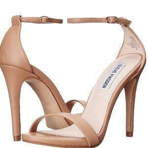 Steve Madden Stecy Nude open toe heel size 6 1/2